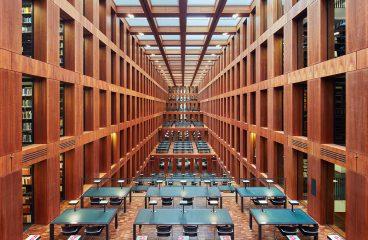 Grimmzentrum Bibliothek Berlin HU