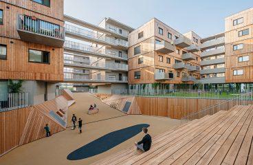 Holzbau ASP Wohnungsbau