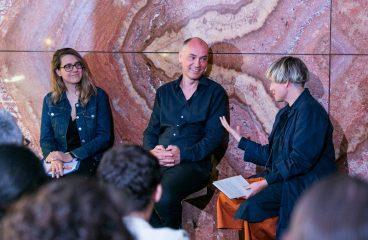 Bauhaus Symposium Barcelona Diskussion