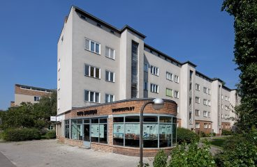 Infostation Siemensstadt Fred Forbat