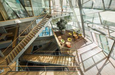 Akademie der Künste Innenraum