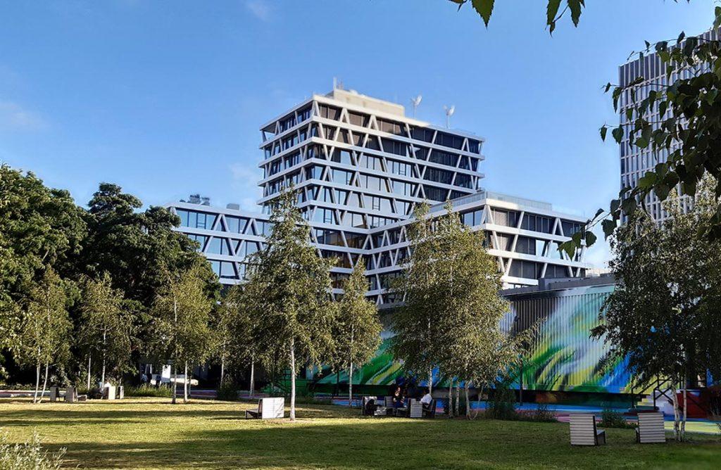 50Hertz Love Architecture Europacity
