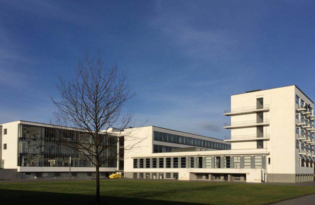 Bauhaus Gebäude Dessau