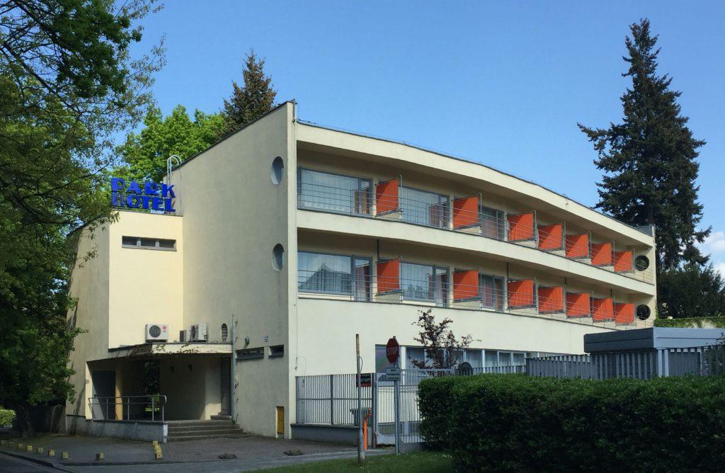 Ledigenwohnheim Breslau