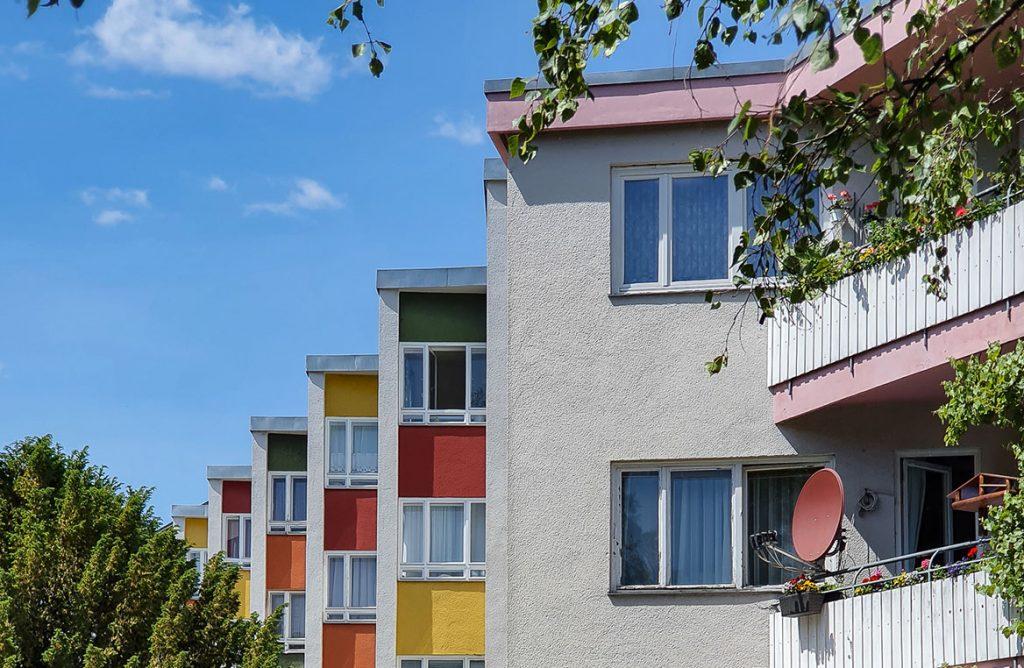 Laubenganghaus Siemensstadt