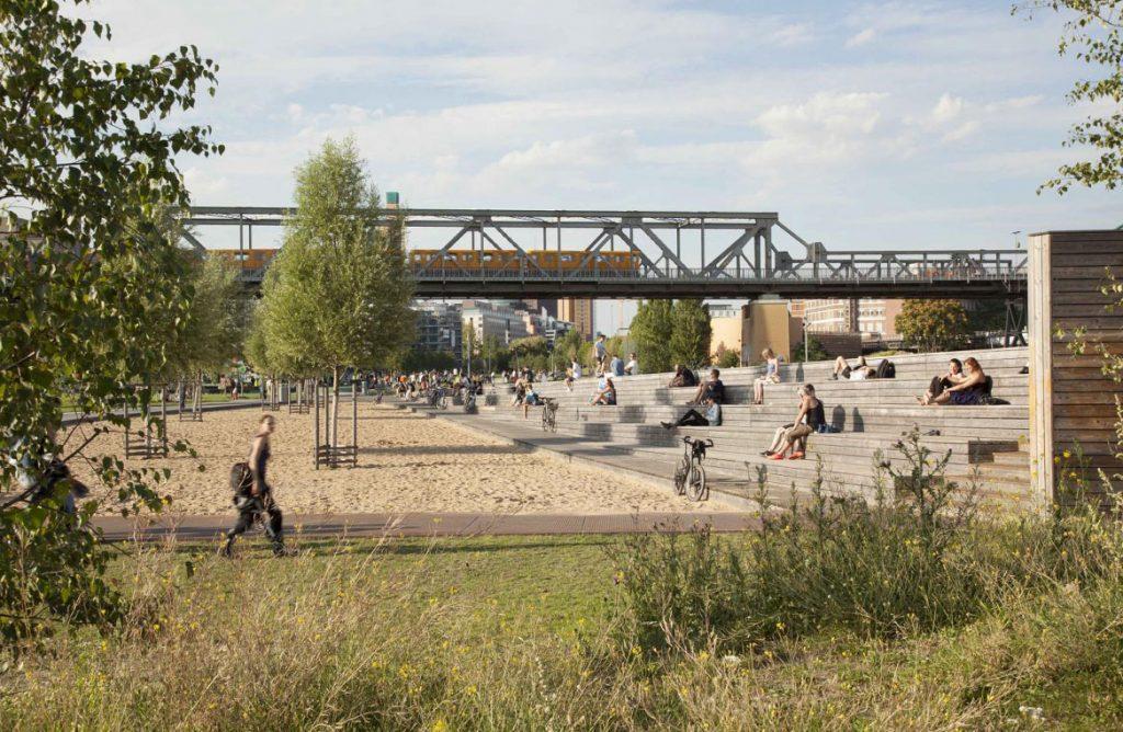 Park am Gleisdreieck Julien Lanoo