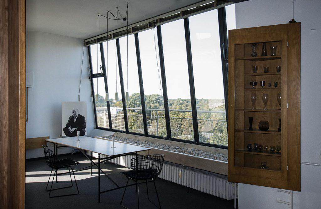 Scharoun-Atelierwohnung