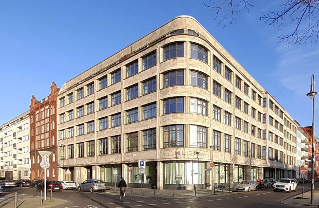 Gebäude Max Taut