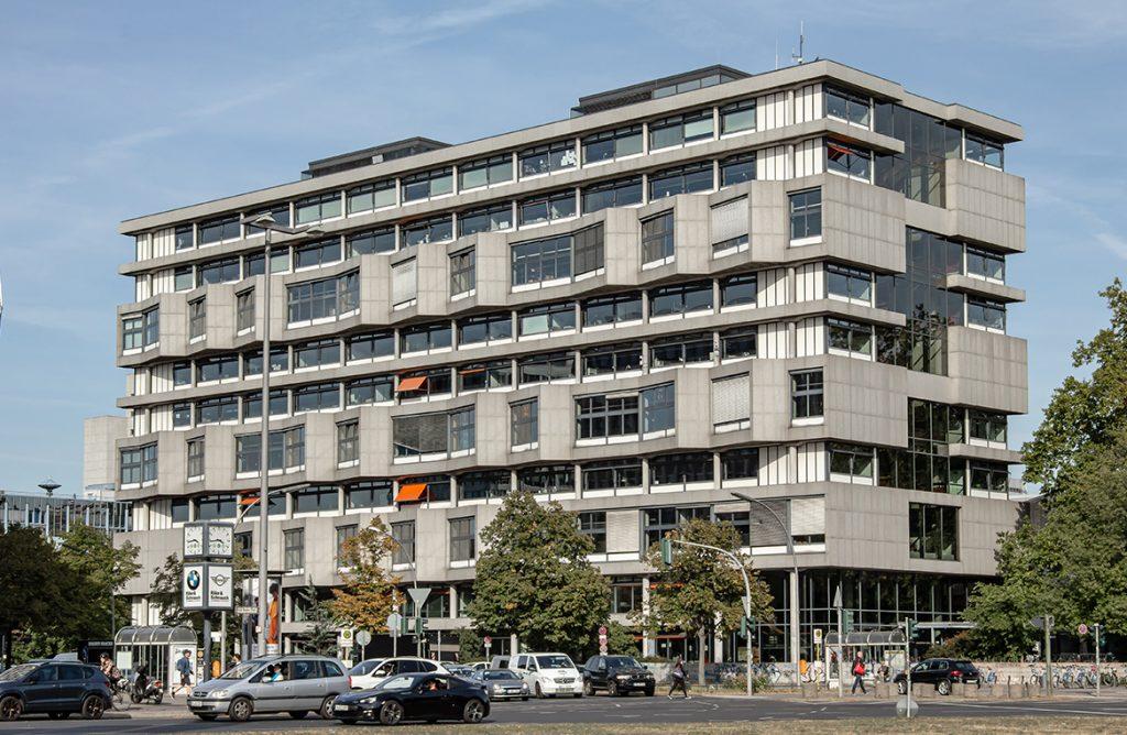 Architekturfakultät der TU in Berlin